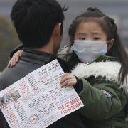 Aufatmen in Peking: «Genosse Nordwestwind kommt zur Hilfe» (Foto)