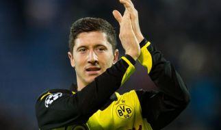 Famose Abschiedstournee: BVBfeiert Lewandowski (Foto)