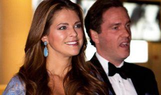 Prinzessin Madeleine von Schweden und Christopher O'Neill erwarten ihr zweites Kind. (Foto)