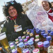 Viel Wasser, Fett und Eiweiß - Das beugt dem Karnevalskater vor (Foto)