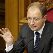 Galionsfigur des Maidan soll Übergangsregierung in der Ukraine führen (Foto)