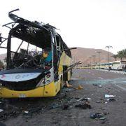 Auswärtiges Amt warnt dringend vor Reisen auf den Sinai (Foto)