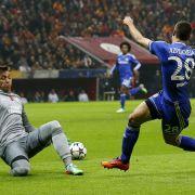 Chelsea mit guten Chancen - 1:1 in Istanbul (Foto)