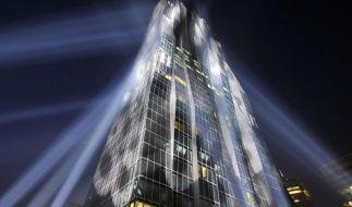 Österreichs höchstes Haus: Wolkenkratzer in Wien eröffnet (Foto)