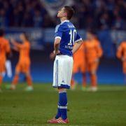 Schalke erlebt beim 1:6 gegen Real sein Waterloo (Foto)