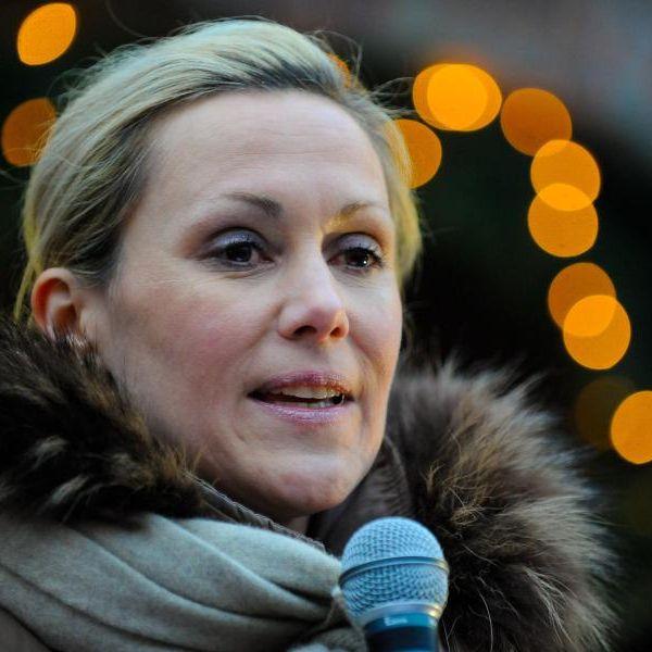 Datet Bettina Wulff fremd? (Foto)