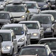 Fasching und Ferien sorgen für volle Fernstraßen (Foto)