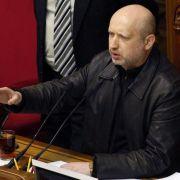 Ukraine warnt Russland vor Truppenbewegungen auf der Krim (Foto)