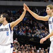 Dallas Mavericks feiern vierten Sieg in Serie (Foto)