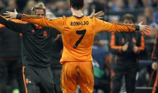 Ronaldo: «Wir Stürmer haben unseren Job erledigt» (Foto)