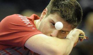 Ovtcharov fit für Duell mit Boll (Foto)