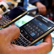 Blackberry-Chef: Deutsche Unternehmen passen zu uns (Foto)