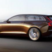 Dritte Studie für neuen Volvo XC90 setzt Innenraum-Akzente (Foto)