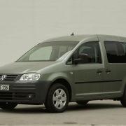 Volkswagen ruft Caddys in die Werkstatt (Foto)
