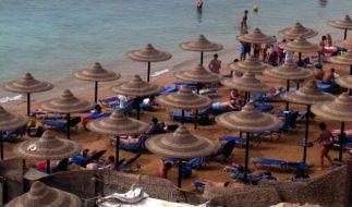 Gewalt auf dem Sinai: Veranstalter fliegen Touristen aus (Foto)