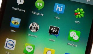 Welcher Messenger soll es sein?Alternativen zu WhatsApp gibt es reichlich - vertrauenswürdig sind aber nicht alle. (Foto)