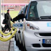 Starker Trend: Immer mehr Autofahrer nutzen Carsharing (Foto)