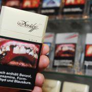EU will Raucher mit Fotos auf Zigarettenschachteln schocken (Foto)