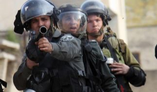 Amnesty wirft Israel Kriegsverbrechen an Palästinensern vor (Foto)