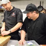 Koch Ronco spuckt seiner Chefin in die Suppe (Foto)