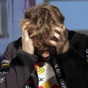 Red Bull rollt bei Tests weiter hinterher (Foto)