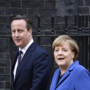 Merkel will Großbritannien in EU halten (Foto)