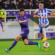 Gomez mit Florenz im Europa-League-Achtelfinale (Foto)