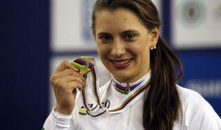 Welte ist Weltmeisterin im 500-Meter-Zeitfahren (Foto)