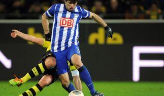 Kobiaschwili auf Abschiedstour mit Hertha (Foto)