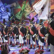 Karneval knapp vor Krimi (Foto)
