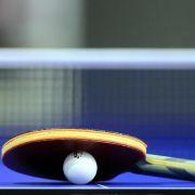 Tischtennis-Meisterschaften 2015 nach Chemnitz vergeben (Foto)