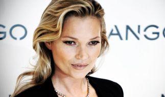 Kate Moss ist auch mit ihren 40 Lenzen noch gut im Geschäft. (Foto)