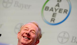 Bayer bleibt auf Erfolgskurs (Foto)