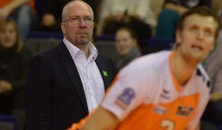 Berlin Volleys vor Finale : «Zwei Teams auf Augenhöhe» (Foto)