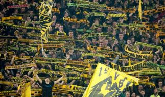 Borussia Dortmund begrüßt 100 000. Vereinsmitglied (Foto)
