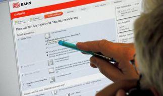 Massenhafter Betrug mit Online-Tickets der Bahn (Foto)