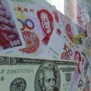 Chinas Währung erlebt größten Kursverlust seit sieben Jahren (Foto)