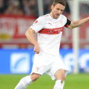 VfB gegen Frankfurt wieder mit Kapitän Gentner (Foto)