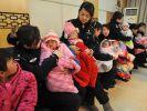 Chinesische Polizei rettet Hunderte Babys vor Kinderhändlern (Foto)