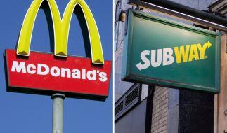Wie schon McDonald's sieht sich nun auch Subway einer kuriosen Kundenklage ausgesetzt. (Foto)