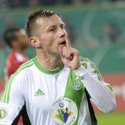 Wolfsburgs Olic vor Wechsel nach England (Foto)