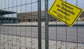 Flughafen-Eigentümer drängen Mehdorn zur Eile (Foto)