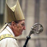 Umstrittener Kardinal Meisner nach 25 Jahren im Ruhestand (Foto)