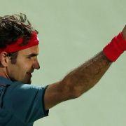 Federer kämpft um Dubai-Titel - Kohlschreiber raus (Foto)
