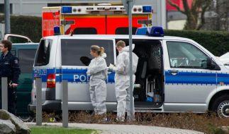 Täter nach Blutbad im Raum Düsseldorf gefasst (Foto)