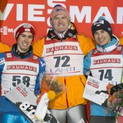 Gold-Adler Freund erneut Extraklasse: Sieg in Lahti (Foto)