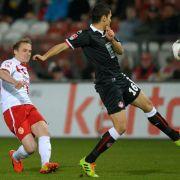 Cottbus besiegt bei Böhme-Einstand Lautern mit 1:0 (Foto)