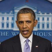 Obama warnt Russland vor Militärintervention auf der Krim (Foto)