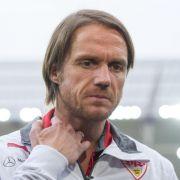 Aufsichtsrat gibt VfB-Trainer Schneider Rückendeckung (Foto)