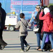 Mehr als 50 000 Syrer hoffen auf Ticket nach Deutschland (Foto)